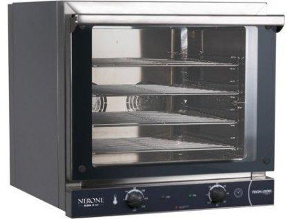 NORDline pec NERONE FEM04NE595V 4*rošt 440*350 mm