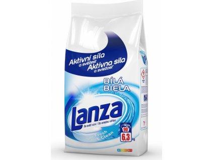 LANZA - white 6,3kg, 90 dávek