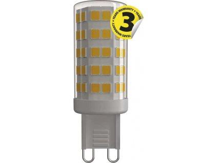 LED žárovka Classic JC A++ 4,5W G9 neutrální bílá