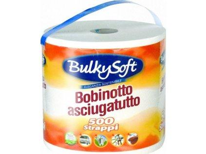Kuchyňská role - BULKY SOFT - 2V, celuloza 100m, 5