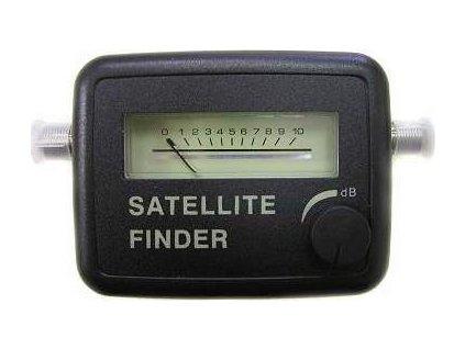 Opticum SF10 satelitní měřič síly signálu - vyhledávač družic