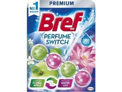 BREF WC blok Perfume Apple&Lily 50g kuličky