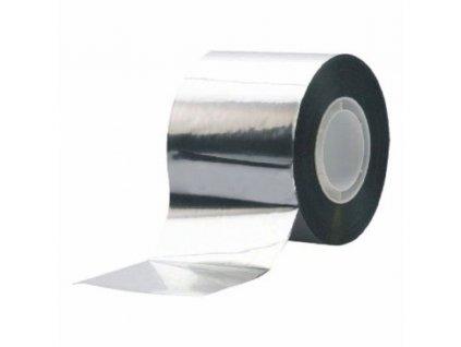 Pokovená samolepící PP páska 50mm x 50m