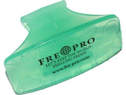 FREPRO BOWL CLIP závěs do WC mísy Meloun/zelená