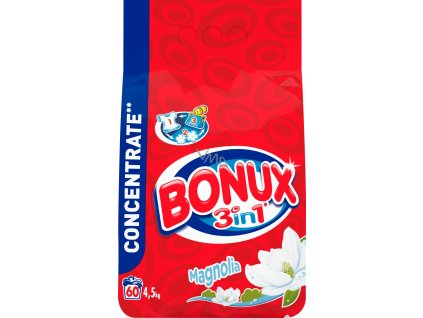 BONUX - 4,5kg, 60 dávek Magnolia