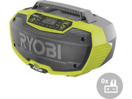 Aku rádio s bluetooth Ryobi R18RH-0, 18V