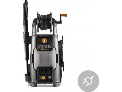 Elektrická vysokotlaká myčka HPS 345 R Stiga, 2100W, 145bar