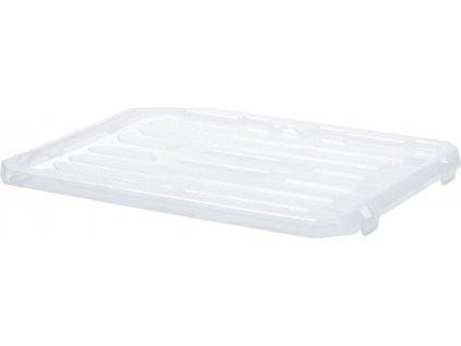 Plastové víko transparentní k boxu CARGOBOX 400x300x30
