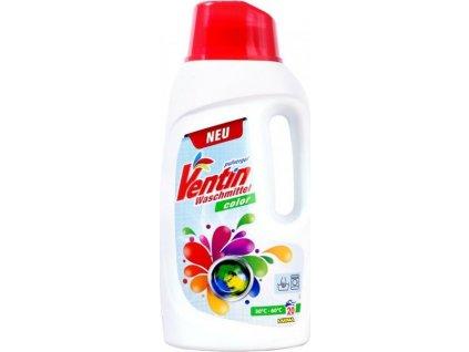 VENTIN - 1,4l  tekutý prací prostředek color 20 PD