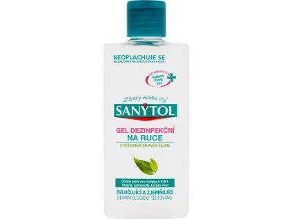 Sanytol dezinfekční gel na ruce 75 ml