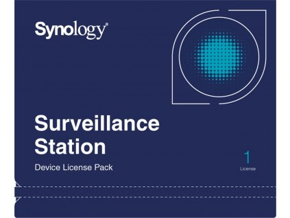 Synology Surveillance Device License Pack - Licence - 1 camera