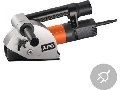 Elektrická drážkovací frézka na zdivo MFE 1500 AEG, 1500W