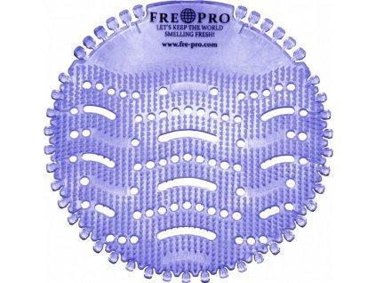 FREPRO WAVE 1 Sítko do pisoáru Levandule/fialová