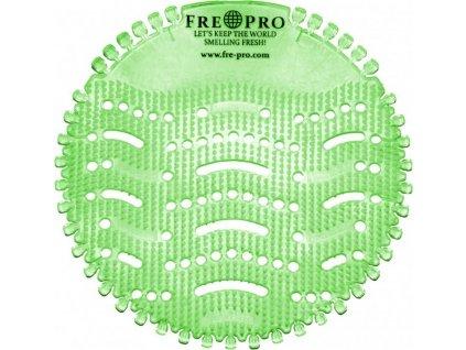 FREPRO WAVE 1 Sítko do pisoáru Meloun/zelená