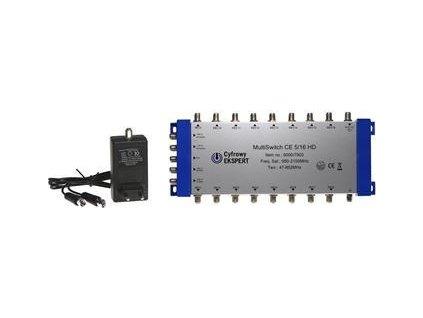 Multipřepínač Technisat 5/16 HD Cyfrowy Ekspert