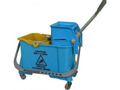BOBBY PLUS - kbelík 20 l s kolečky, vyjímatelný kb
