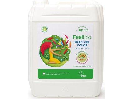 FEEL ECO - prací gel, Color 5l