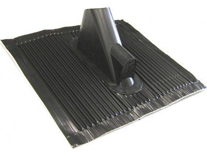 Taška stožárová 45x40 s průchodkou - černá