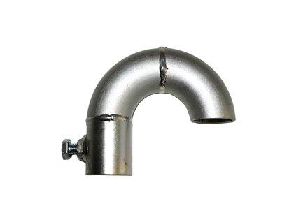 Koleno pro kabely na stožár 28-35 mm