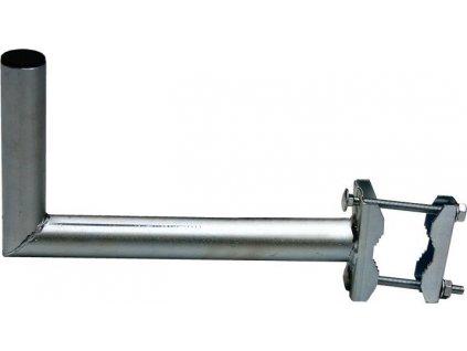 Konzola na balkón 50 cm + hranatý třmen