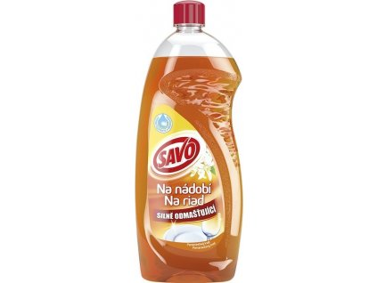 SAVO - Na nádobí, pomeranč, 1l
