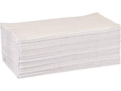 Papírové ručníky skládané Z-Z, 2V, celuloza, bílé,
