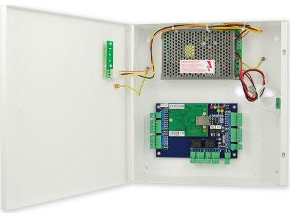 AC800NT2 - řídící jednotka pro 2 dveře + SW zdarma