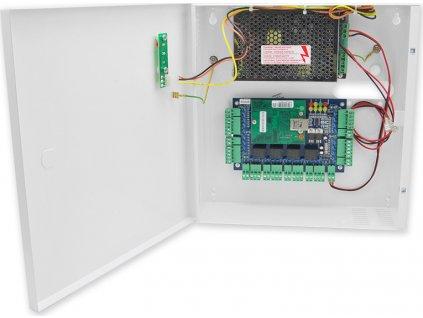 BC800NT4 - řídící jednotka pro 4 dveře + SW zdarma