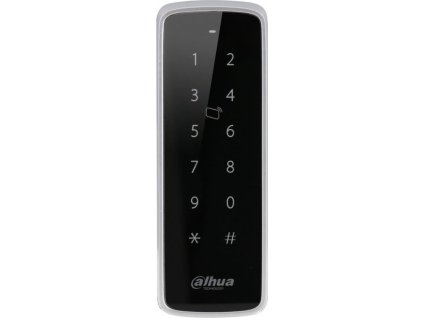 Dahua kódová klávesnice ASR1201D s RFID čtečkou