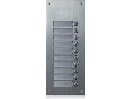 DR-10US - rozšiřující tlač. panel, 10 tlačítek, 4+n