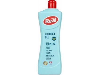 Dezinfekční a bělící prostředek Real gel chlorax, 650g/Z303460/