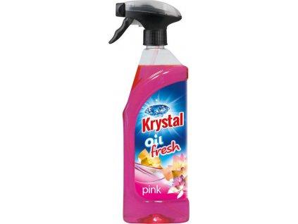 Krystal osvěžovač vzduchu olejový 750ml růžový