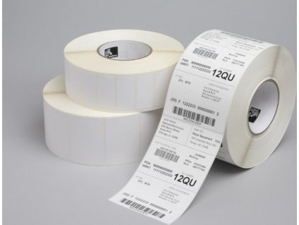 Zebra etiketyZ-Select 2000T, 57x76mm, 930 etiket