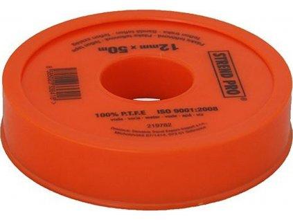 Teflonová páska TTP62 12mm, 50m