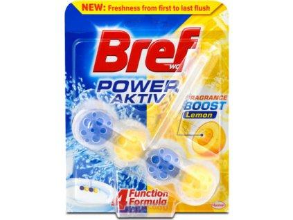 BREF - WC závěs kuličky, 50g Citron