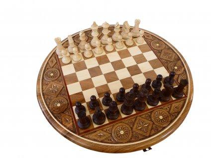 Šachová souprava Rubín