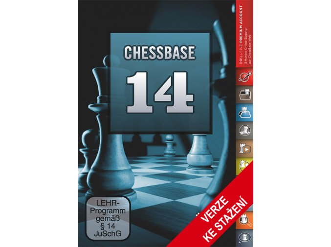 chessbase 14 ke stazeni