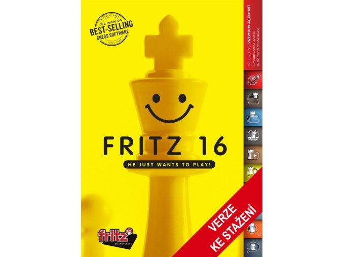 Fritz 16 - verze ke stažení