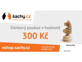 darkovy poukaz 300