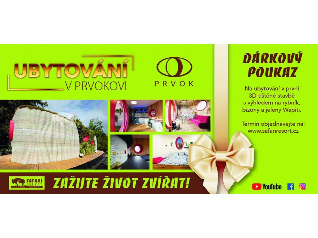 darkovy voucher prvok