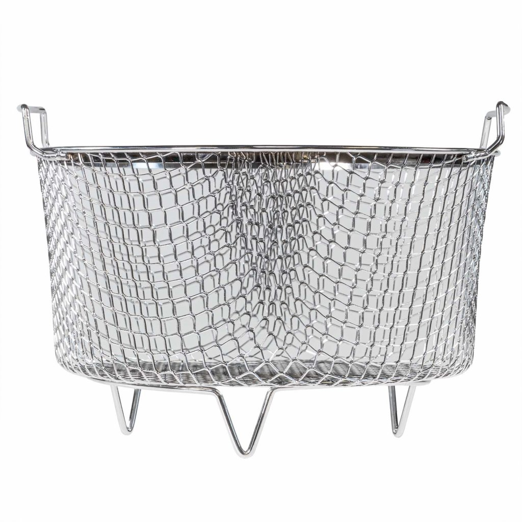 Salente (replacement) basket for steaming and deep frying – for the Cuco/Ario