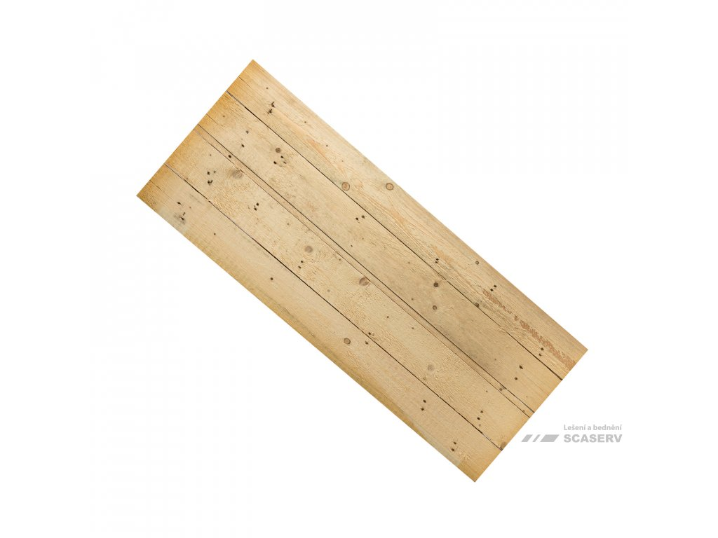 Podlážka dřevěná V