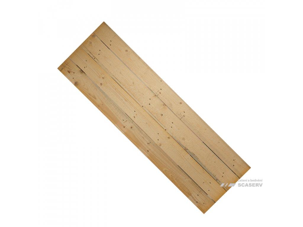 Podlážka dřevěná Y1