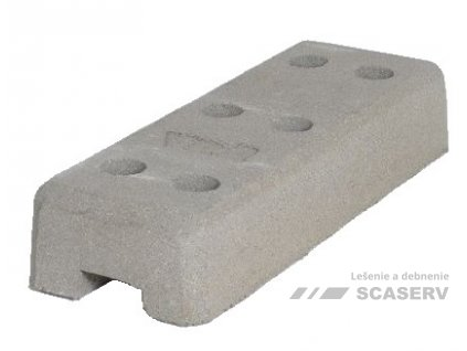 betonova patka 29 kg 87