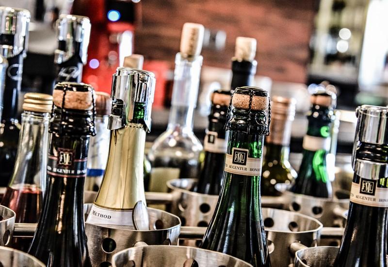 Sekty, šumivá a perlivá vína