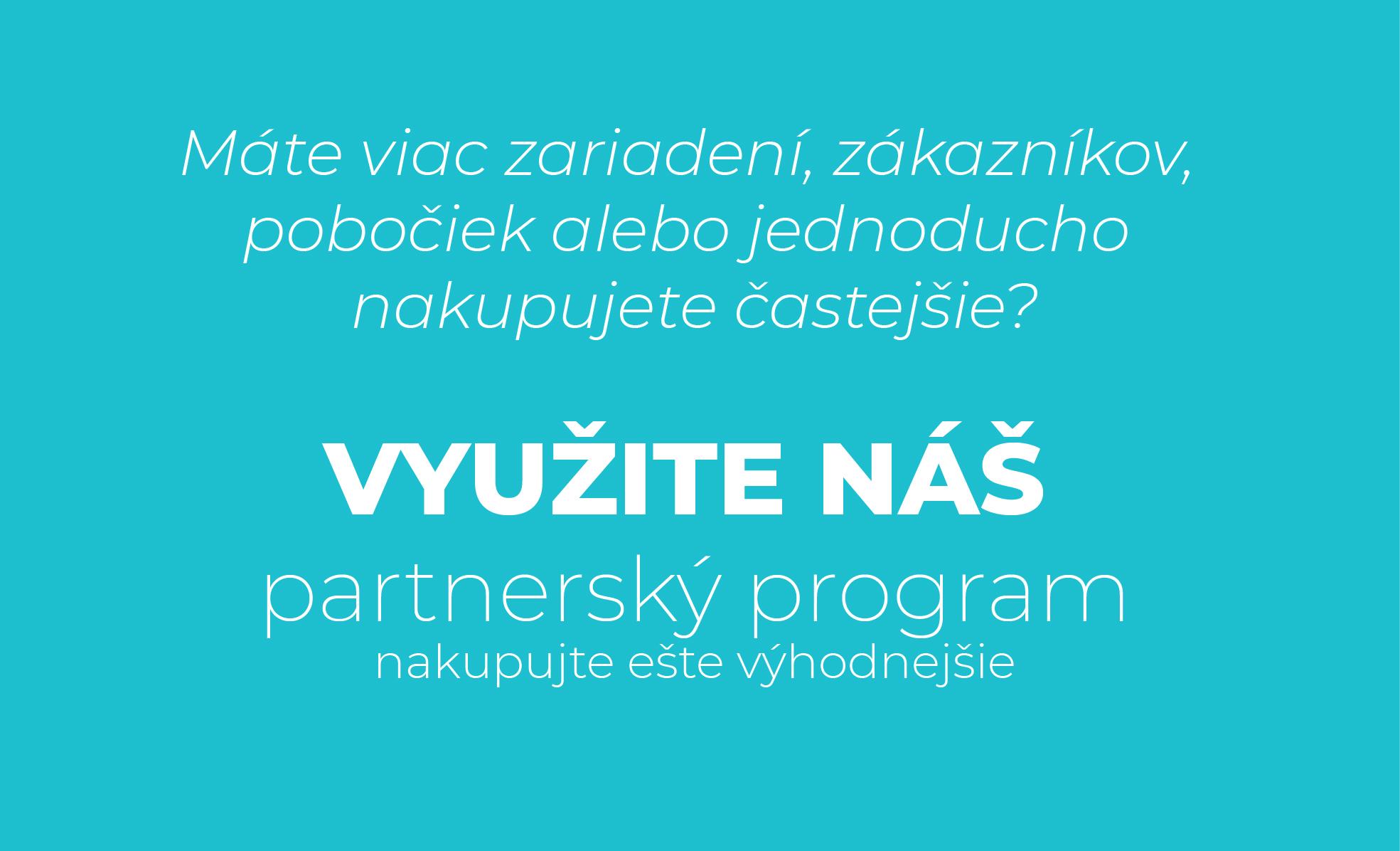Partnerský program