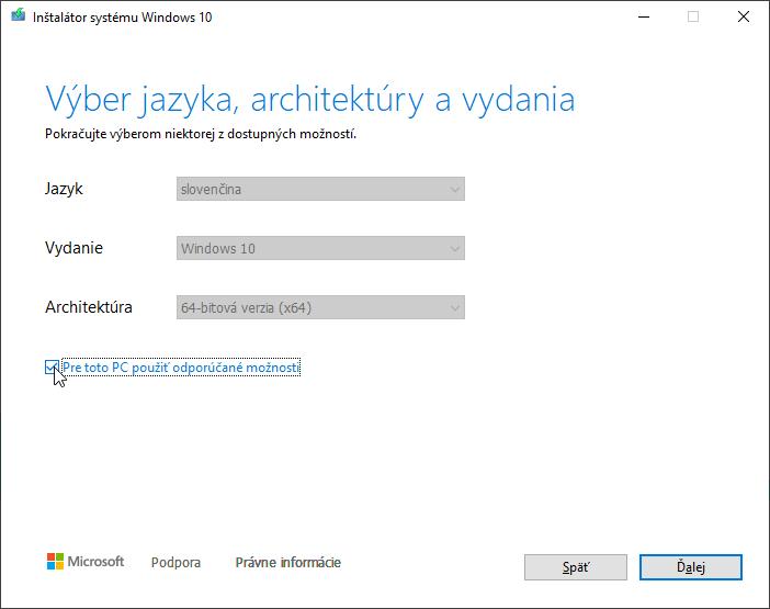 2020-10-22 23_25_52-Inštalátor systému Windows 10