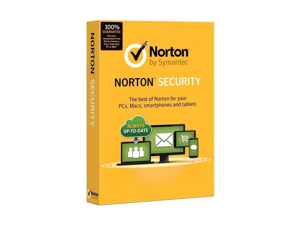Norton Security Standard 1 Zariadenie 12 mes.