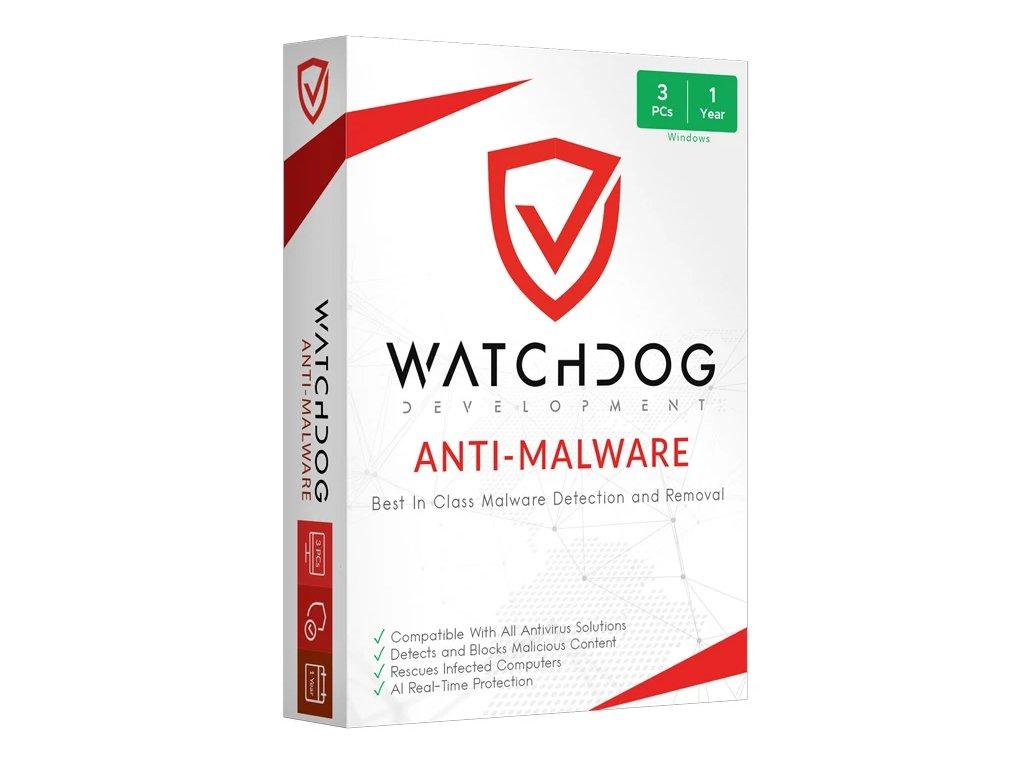 watchdog AM 3pc 1rok