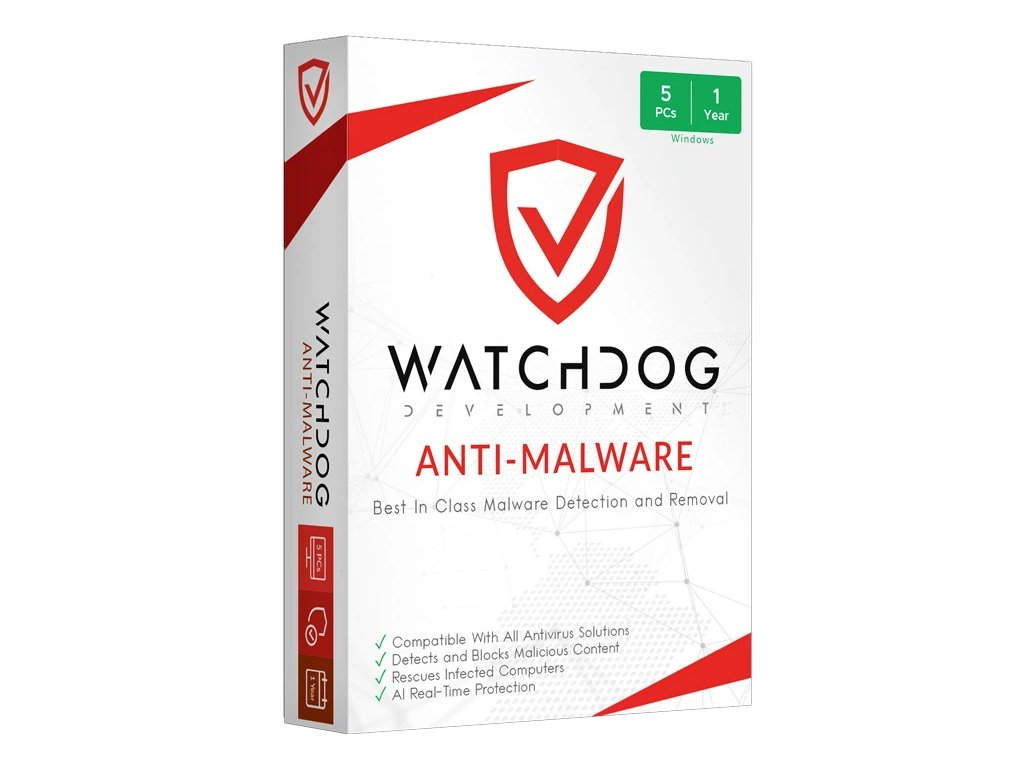 watchdog AM 5pc 1rok